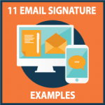 11 email signature examples that will get you noticed