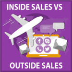 Inside sales vs outside sales: how to build a perfect sales team