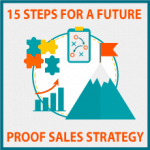 15 steps to create a future proof sales strategy